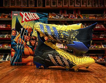 ADIDAS | Wolverine Predator+ & .1