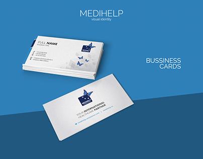 Medihelp - Visual identity