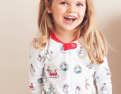 SURFACE DESIGN | AW17/18 SAL&PIMENTA kids pajamas
