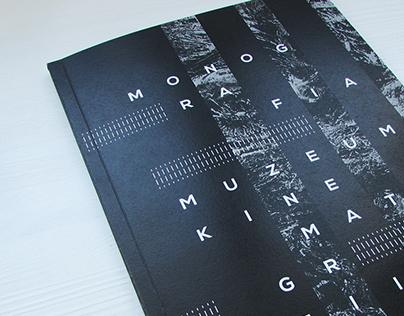 Museum of Cinematography - book design