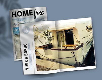 Homefree Magazine
