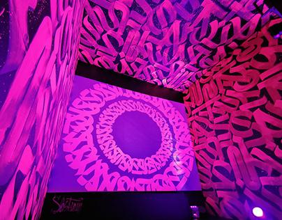 Avito artfest installation