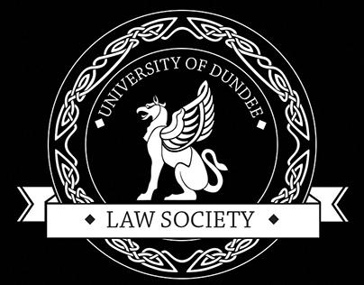 University of Dundee Law Society Logo