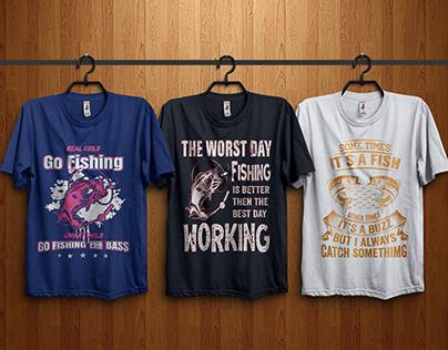 Fish T-Shirt Design