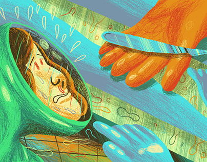 Sneaking into an autopsy - Narratively