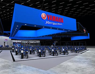 Yamaha - Salão Duas Rodas 2019
