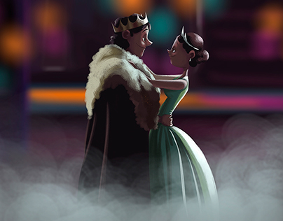 The King and the Queen
