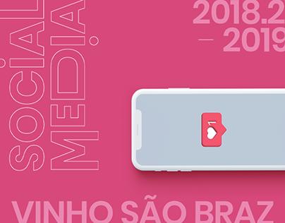 Social Media — Vinho São Braz