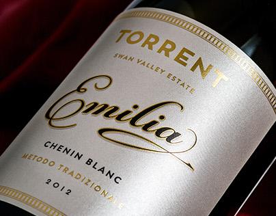 Torrent 'Emilia' Sparkling Wine