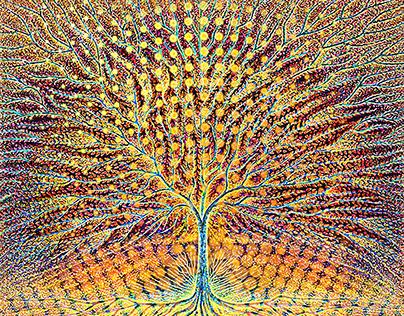 Healing Tree of Honey