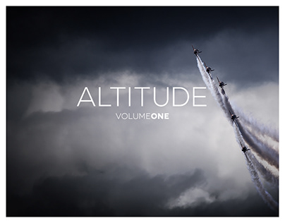 Altitude Volume One: Aerial Photography