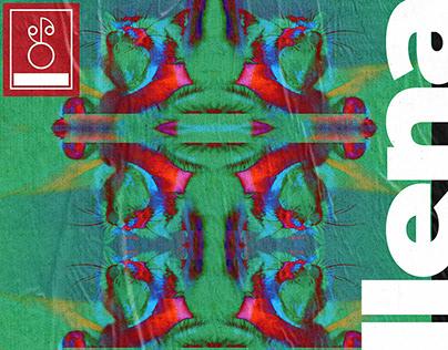 Music Logo and Poster for Ceniza Feliz