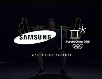 SAMSUNG - Road To PyeongChang 2018 [WEARESOCIAL]