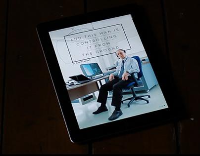 Wired iPad magazine