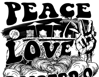 Peace, Love and Oysters