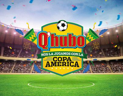 Copa América Q'hubo
