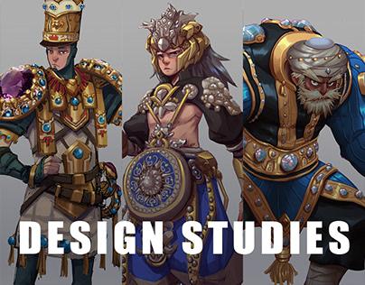 Design Studies 4