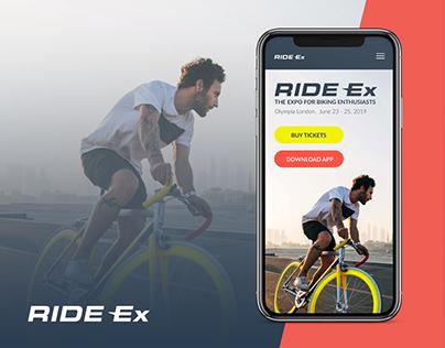 RIDE - Ex Responsive web design
