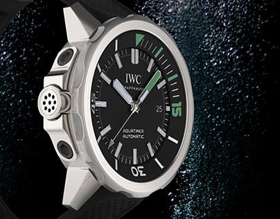 3D - IWC Aquatimer 329001