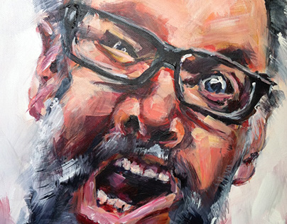 PAINTING: Everyday Portraits