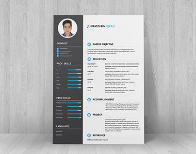 CV Design for Client