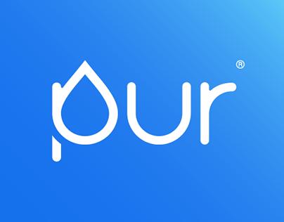Pur Brand & App UI