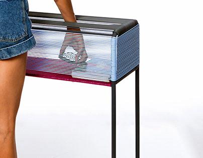 Warp- Storage unite collection