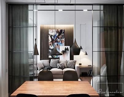 Apartment 7. Kiev | 2019