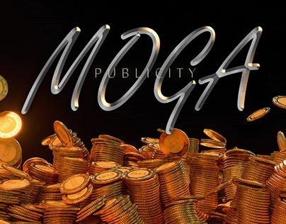 MOGA - PUBLICITY