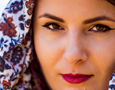 Model: Barbara Prochownik
