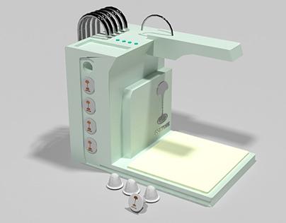 Printore 3D Model
