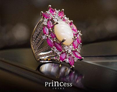 Digital Content l Princess Jewelry