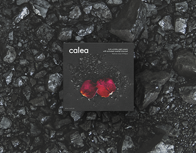 Calea Cosmetics - Branding, Packaging & Web Design