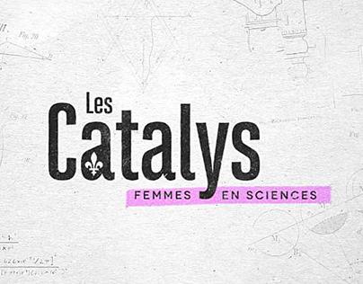 Catalys - Branding/Art Direction