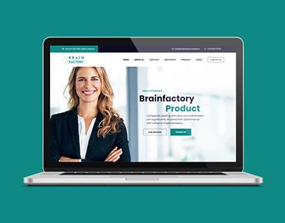 Brainfactory Web Design