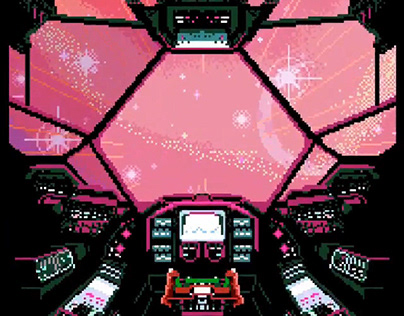 Pixellel World / Pixel Art