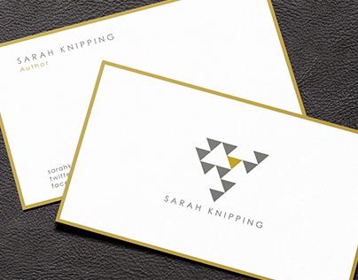 Sarah Knipping Identity Design