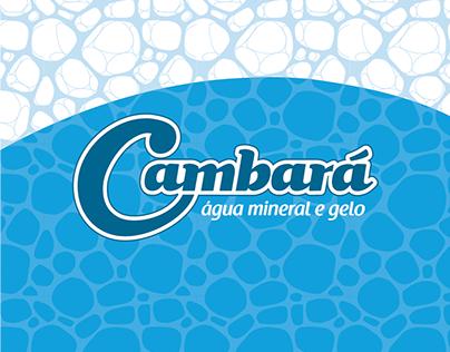 Cambará - Água Mineral e Gelo