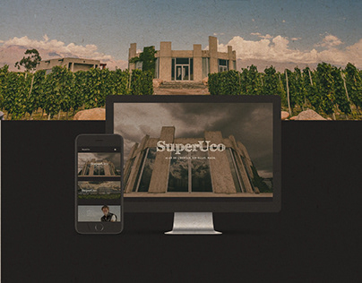 SuperUco Web Design