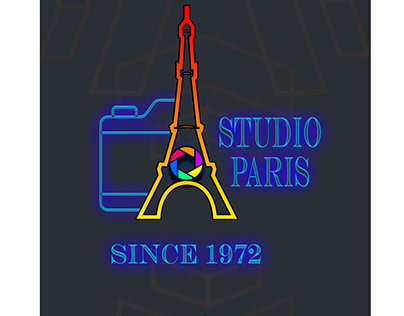 Advertising Campaign For Paris Photography Studio