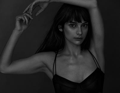 Femme Feu - Sophie Desmarais