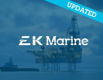 Rebranding of EK Marine.