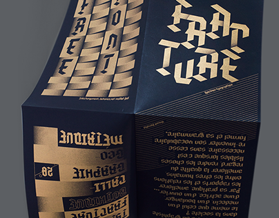 Fracture - Free font