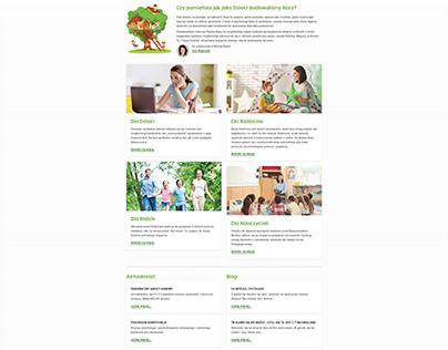 Psychologist's website