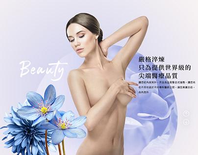 Breast Beauty Expert   Web Design