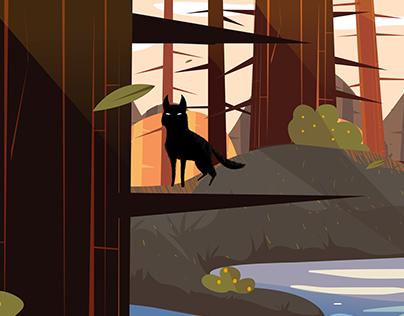 Cruzando el Bosque - teaser