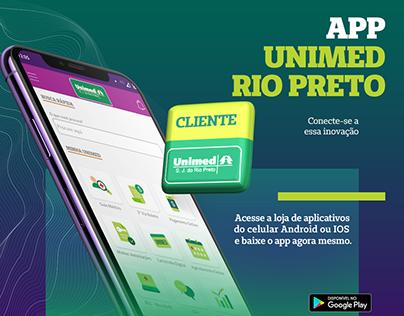 KV - Unimed Rio Preto - App Cliente Unimed