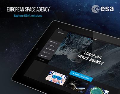 ESA Ipad App