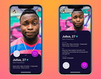 Daily UI #6 - Profile
