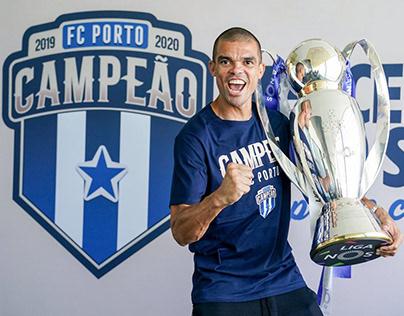 FC Porto | Champion Identity 2019/2020